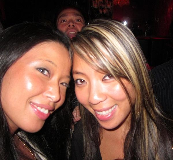 Cute Asian Girls - Photobomb