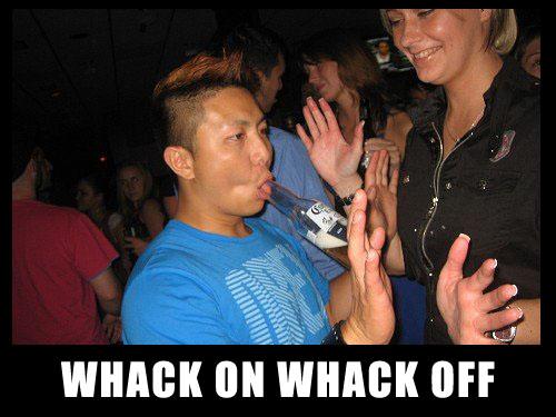 Whack ON Whack OFF
