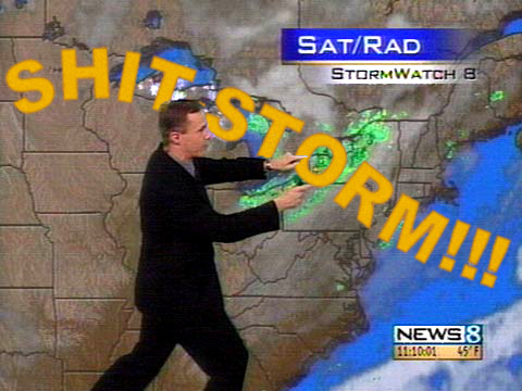 Weather - Shit Storm