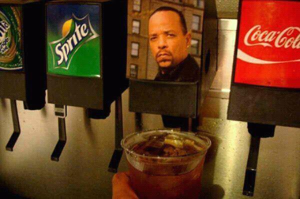 Soda Dispenser - Ice T