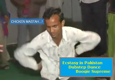 Ecstasy in Pakistan Dubstep Dance Boogie Supreme