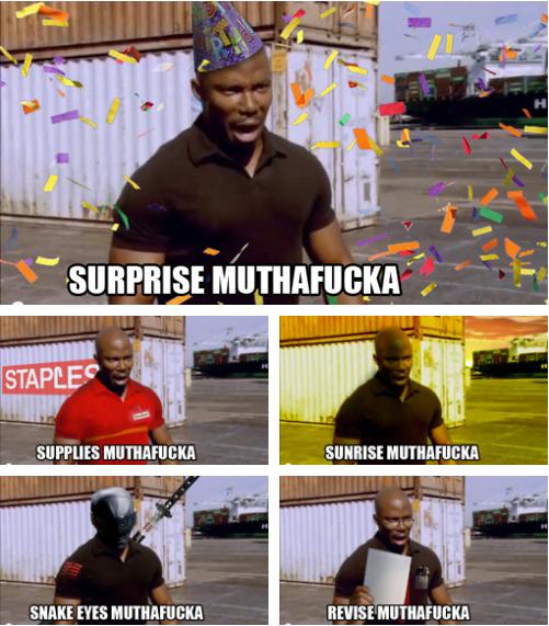 Surprise Mo-Fos