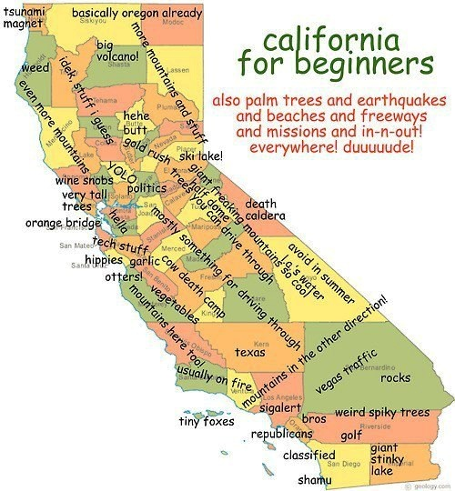 California For Beginners