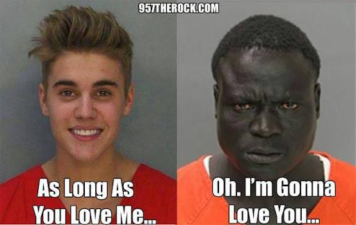 Justin Bieber Arrested - Love Me