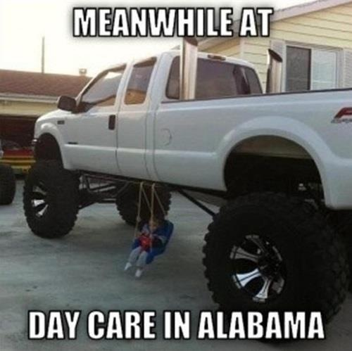 Daycare in Alabama