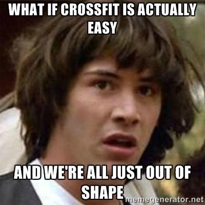 crossfit genius