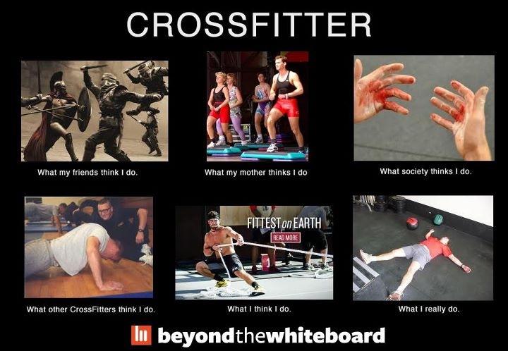 crossfit what i think i do