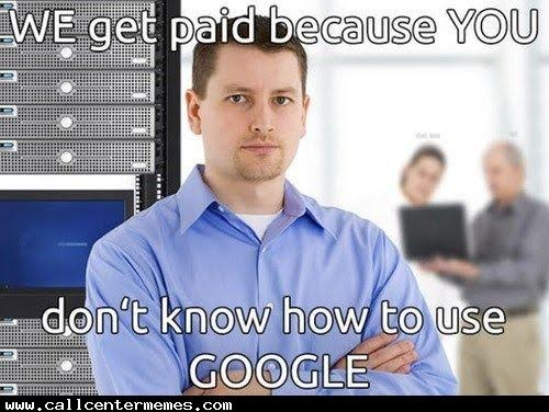 tech support guy google