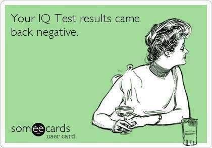 common sense IQ fail