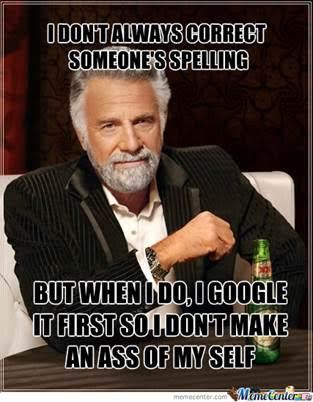 most interesting man grammar