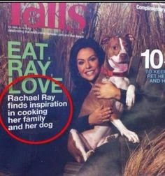 rachel ray eat dog