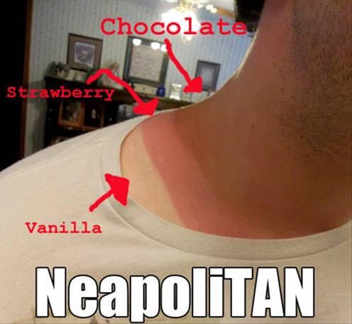 neapolitan chocolate vanilla strawberry