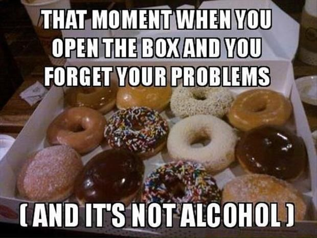 donut alcohol problems