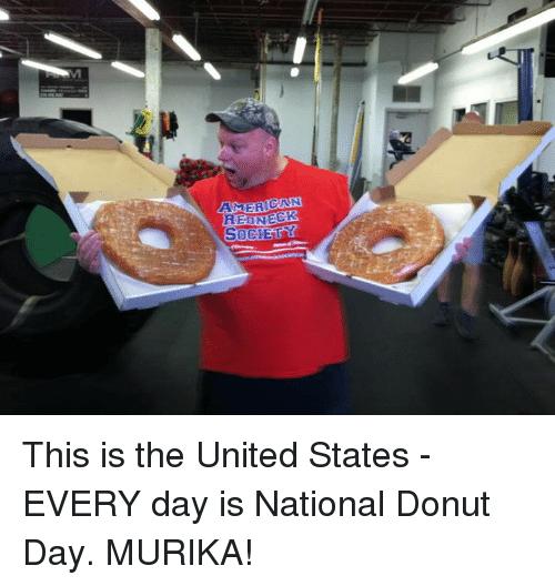 big donut murika
