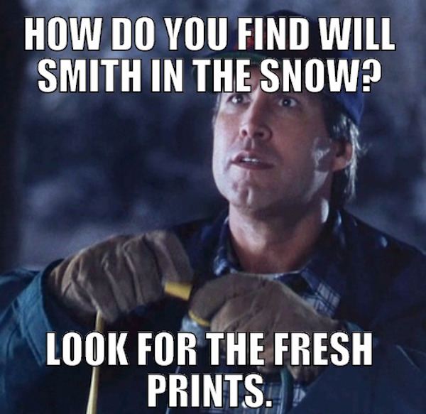 will smith fresh prints