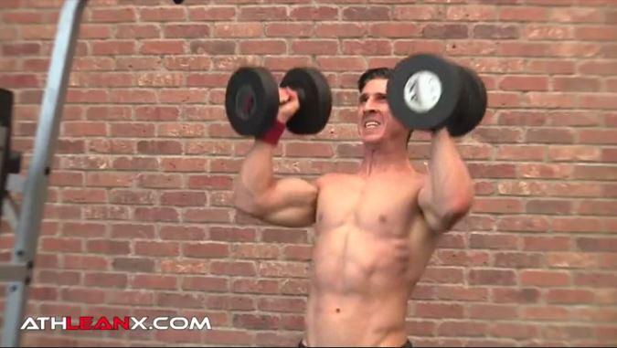8 Full Body Dumbbell Exercises