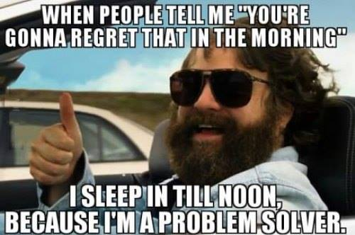 How to be a problem solver